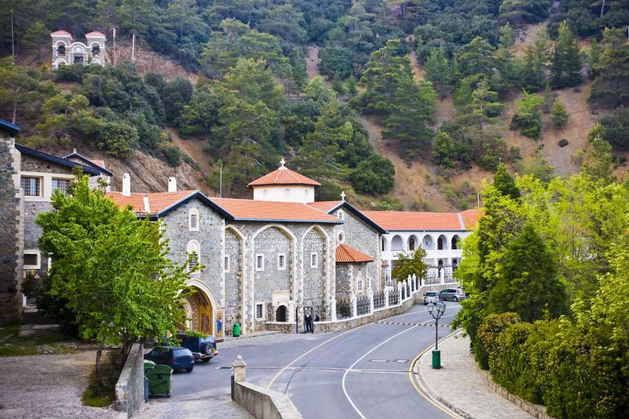 Kykkos Monastery (Troodos)