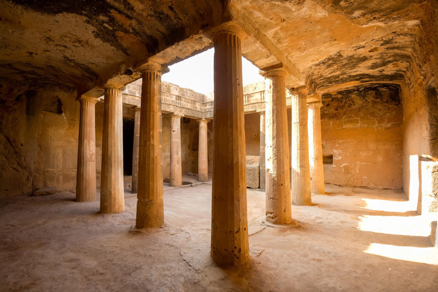 Tombs of the Kings (Paphos)