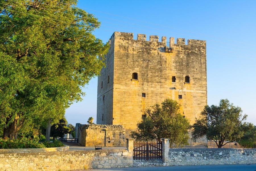 Kolossi Castle (Limassol)