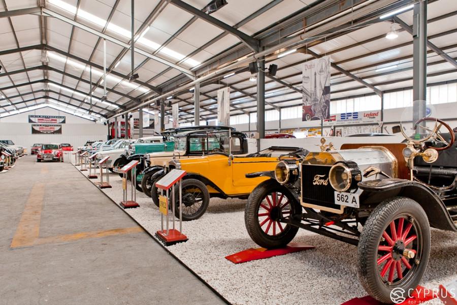 Historic & Classic Motor Museum (Limassol)